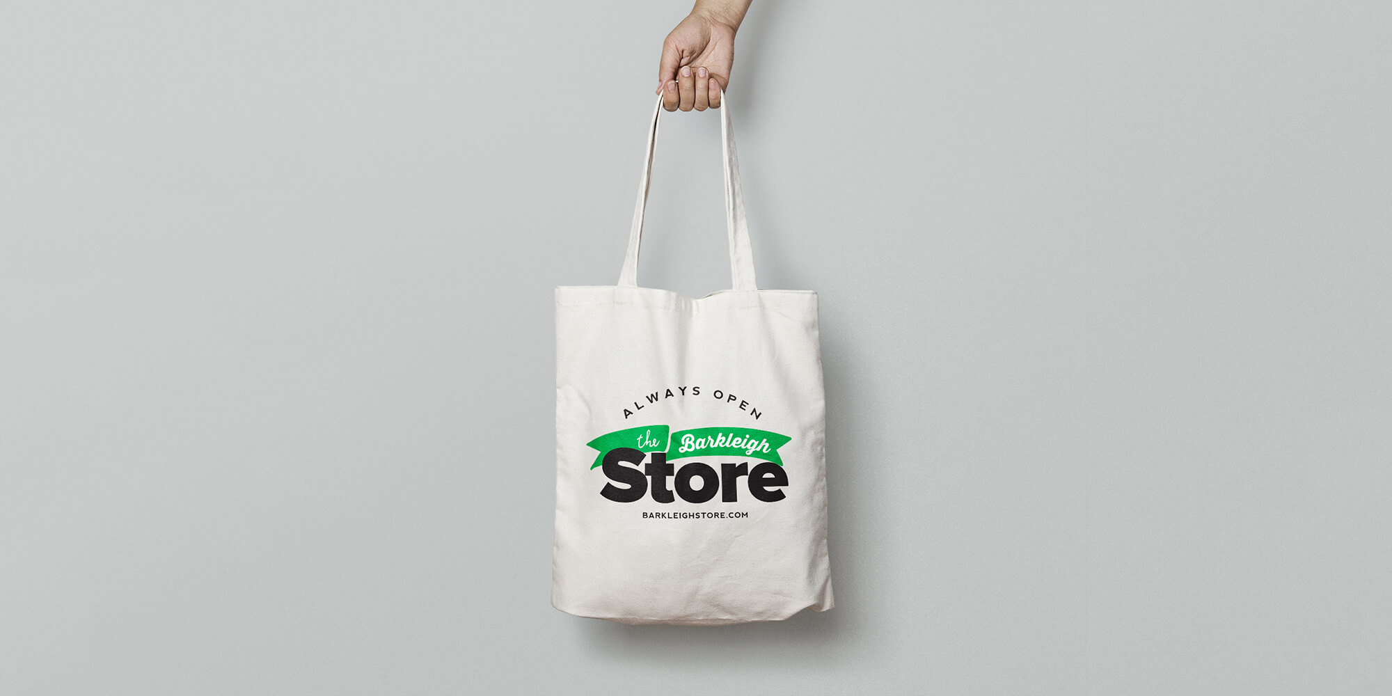 Logo on Bag